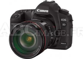 CANON - EOS 5D+24-70 - Appareil photo Reflex EOS 5D + Objectif EF O24-70 mm