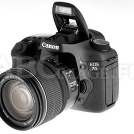 Canon EOS 7D + Obj. Canon EF-S IS 15 - 85 mm f/3.5 - 5.6